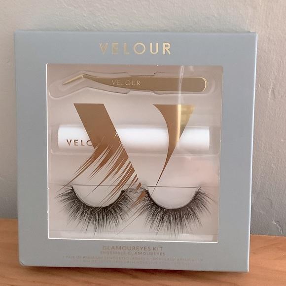 VELOUR Silk Lashes FLUFF'N WHISPIE EyeLash Kit